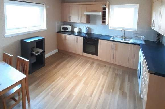 3 Bedrooms Flat for rent in Marquis Road, Aberdeen, AB24