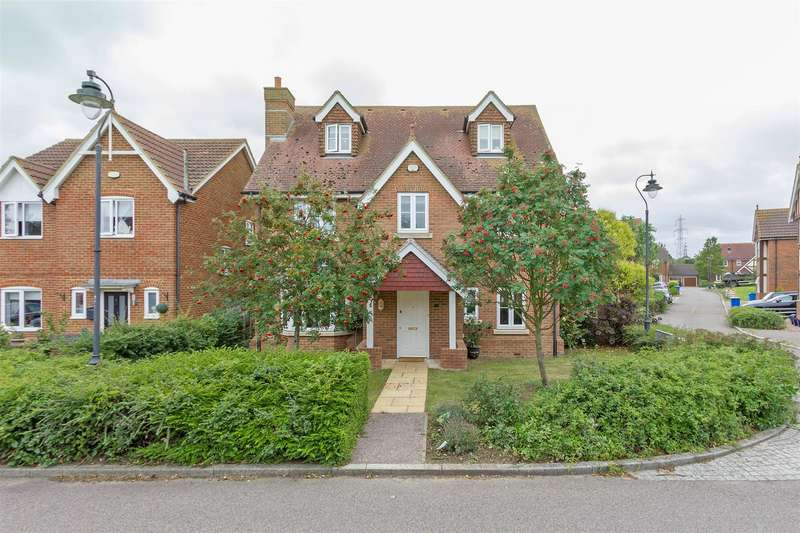 5 Bedrooms Detached House for sale in Teal Way, Iwade, Sittingbourne