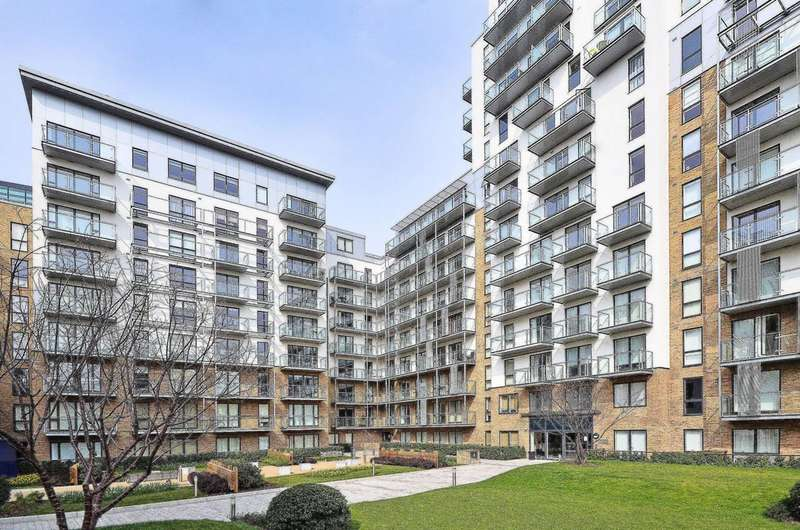3 Bedrooms Flat for sale in Ceram Court, Seven Sea Gardens, Bow, E3