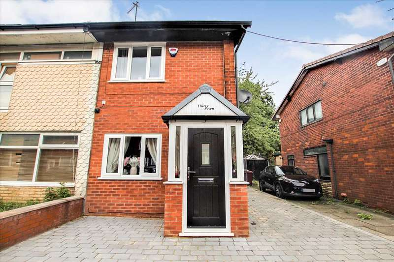2 Bedrooms Semi Detached House for sale in Hill Cot Road, Bolton