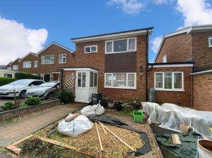 3 Bedrooms Link Detached House for sale in Flexmore Way, Langford, Biggleswade, Bedfordshire