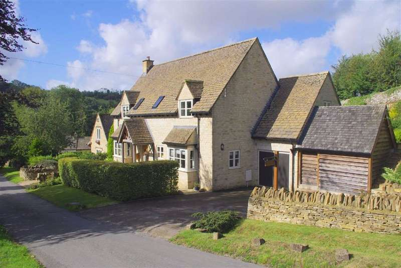 4 Bedrooms Detached House for sale in Naunton, Gloucestershire