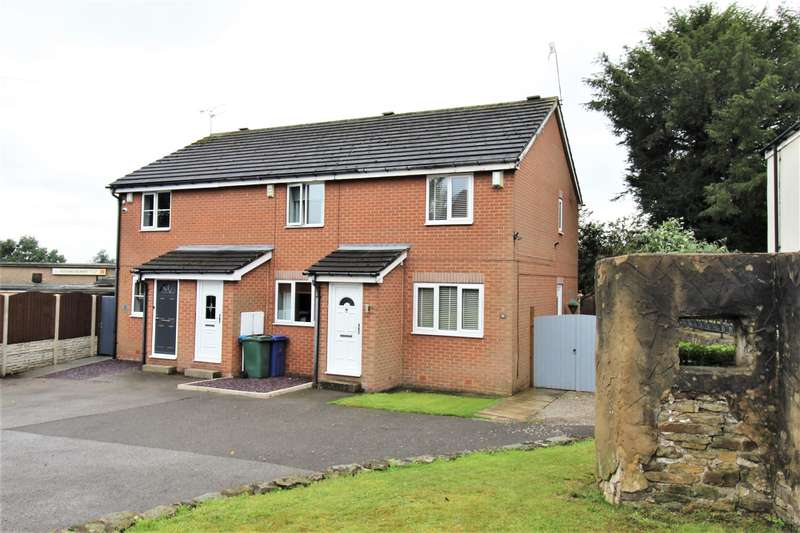 2 Bedrooms Semi Detached House for sale in West Street, Hoyland, Barnsley S74 9AG