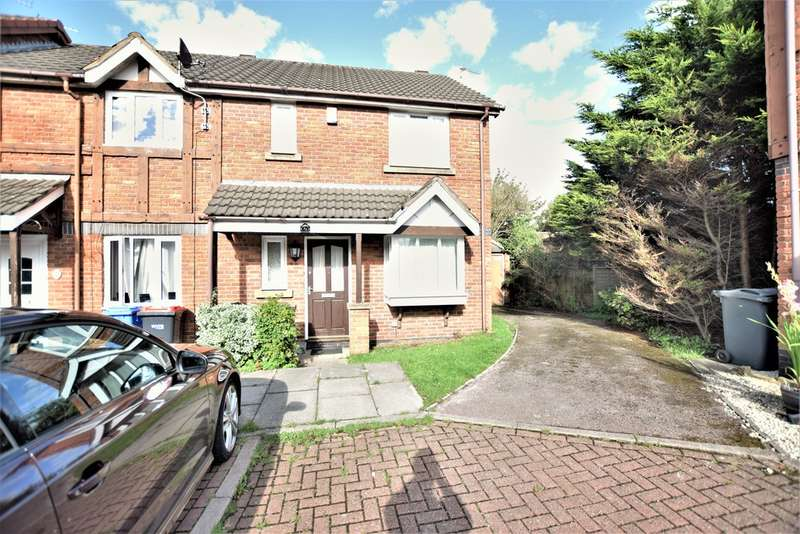 3 Bedrooms End Of Terrace House for sale in Newton Place, Blackpool
