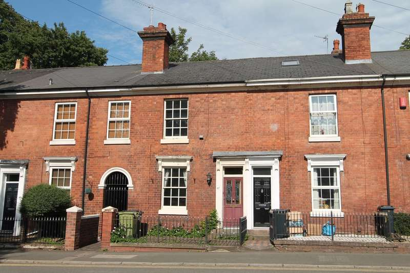 3 Bedrooms Terraced House for sale in Hagley Road, Stourbridge, DY8
