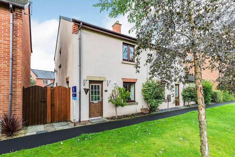 3 Bedrooms Semi Detached House for sale in Highland Drive, Buckshaw Village, Chorley, Lancashire, PR7