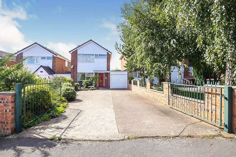 3 Bedrooms Link Detached House for sale in Barber Close, Todwick, Sheffield, South Yorkshire, S26