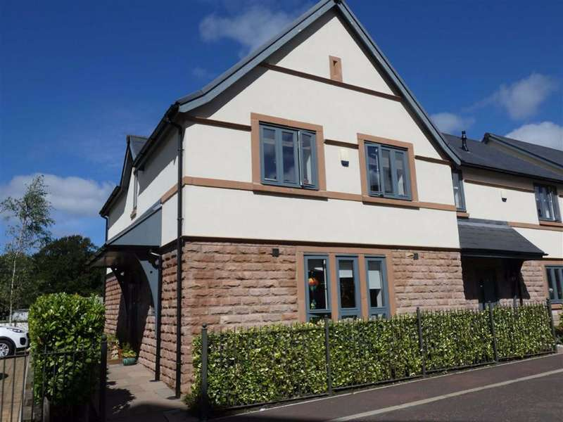 3 Bedrooms Town House for sale in Kershaw Drive, Lancaster, LA1