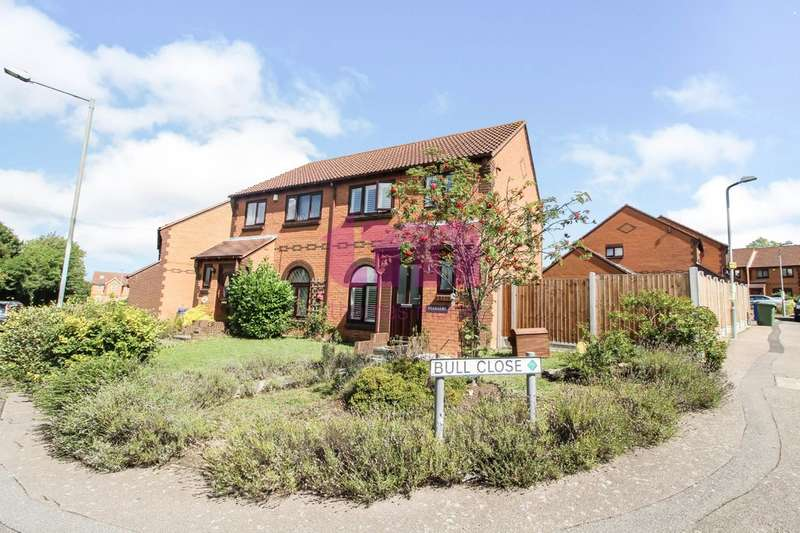 3 Bedrooms Semi Detached House for sale in Clifford Road, Chafford Hundred