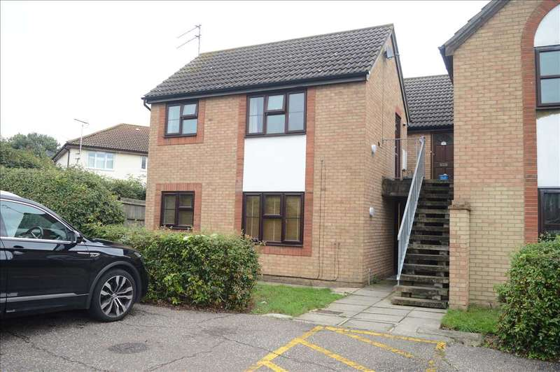 Studio Flat for sale in Burgess Field, Chelmsford