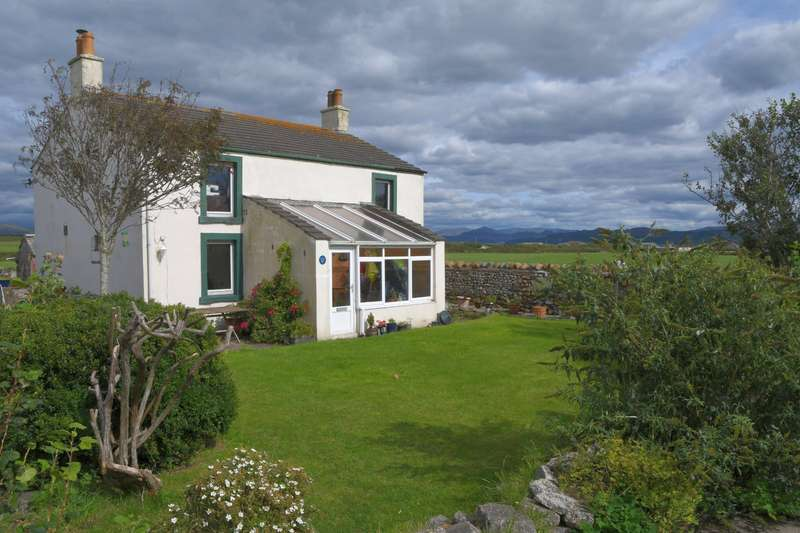 4 Bedrooms Detached House for sale in Drigg Road, Drigg, Holmrook, Cumbria, CA19