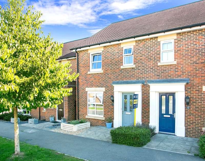3 Bedrooms Semi Detached House for sale in Avington Way, Sherfield-on-Loddon, Hook, RG27