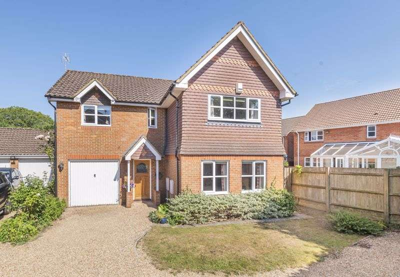 4 Bedrooms Property for sale in Rakemakers, Holybourne, Alton