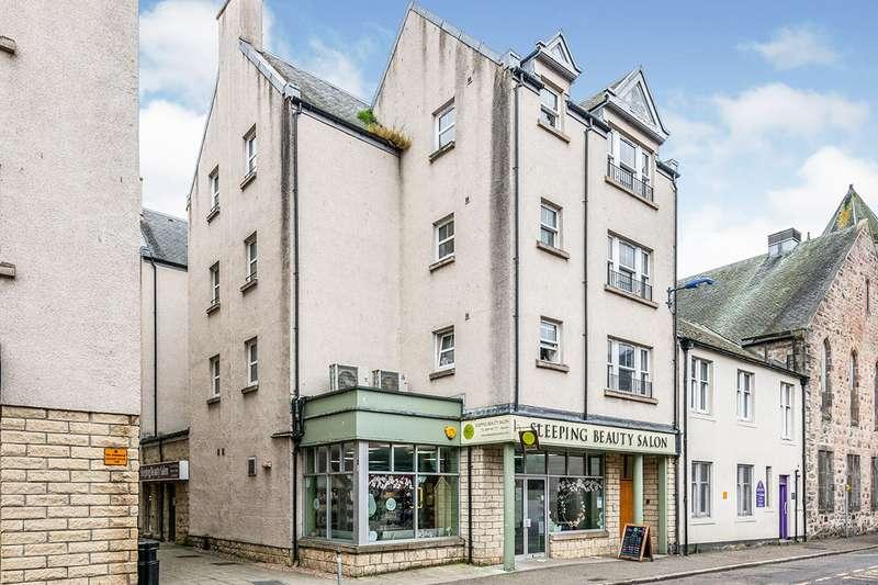 2 Bedrooms Flat for sale in Margaret Street, Inverness, IV1