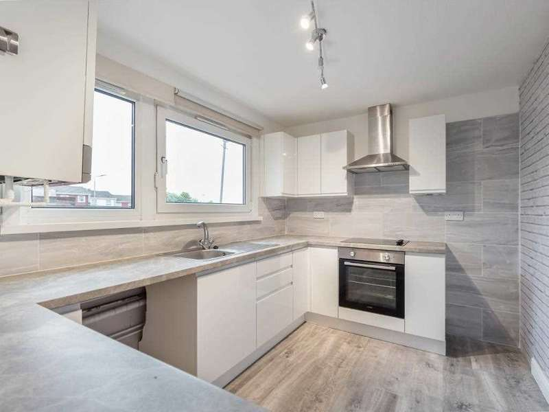 3 Bedrooms Terraced House for sale in Turnberry Place, Greenhills, EAST KILBRIDE