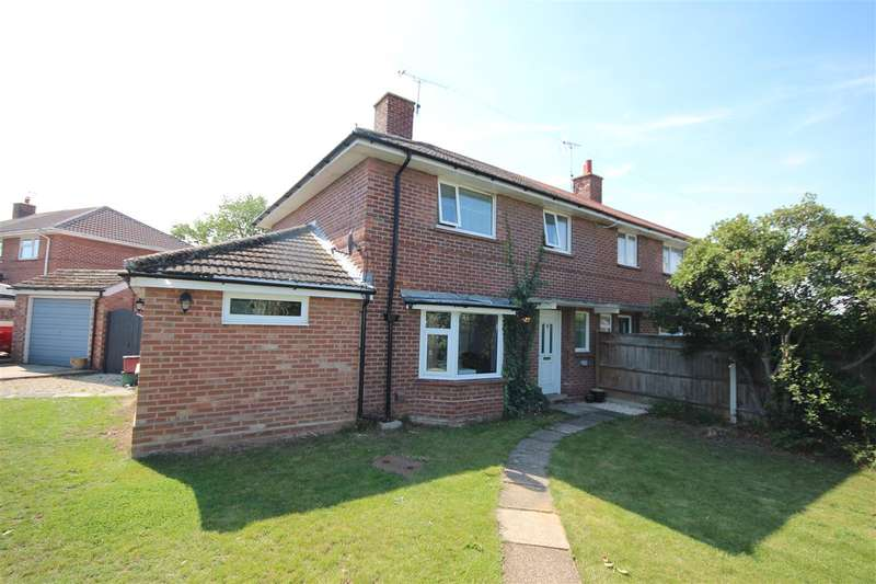 4 Bedrooms Semi Detached House for sale in Audries Estate, Walton-on-the-Naze