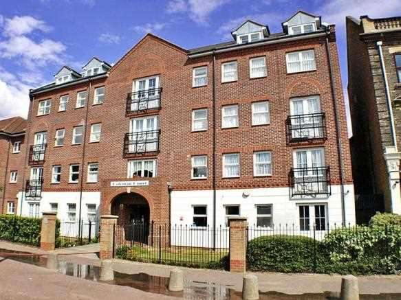 2 Bedrooms Apartment Flat for sale in Coleman Court, Station Road, Clacton on Sea