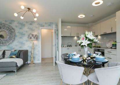 2 Bedrooms Flat for sale in The Shore, 4 Shore Road