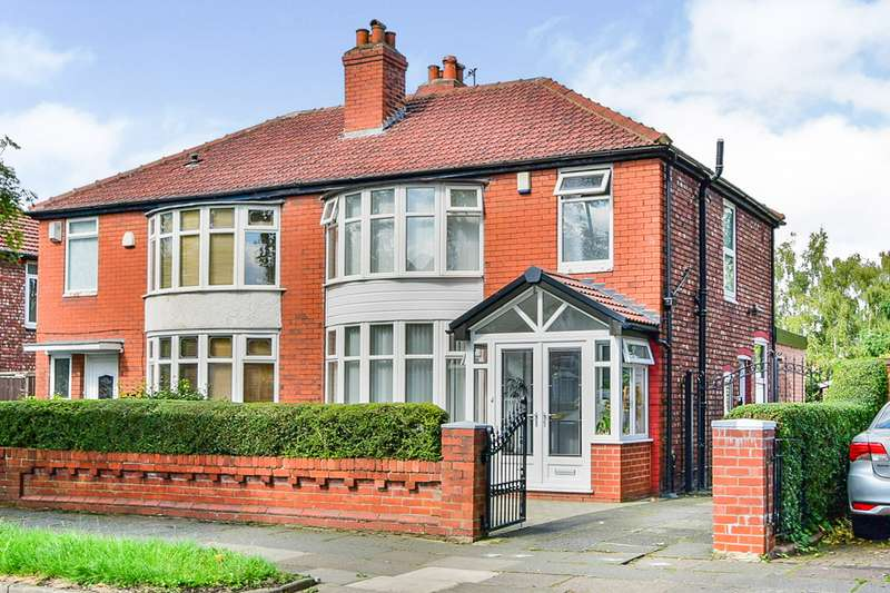 3 Bedrooms Semi Detached House for sale in Parsonage Road, Manchester, Greater Manchester, M20