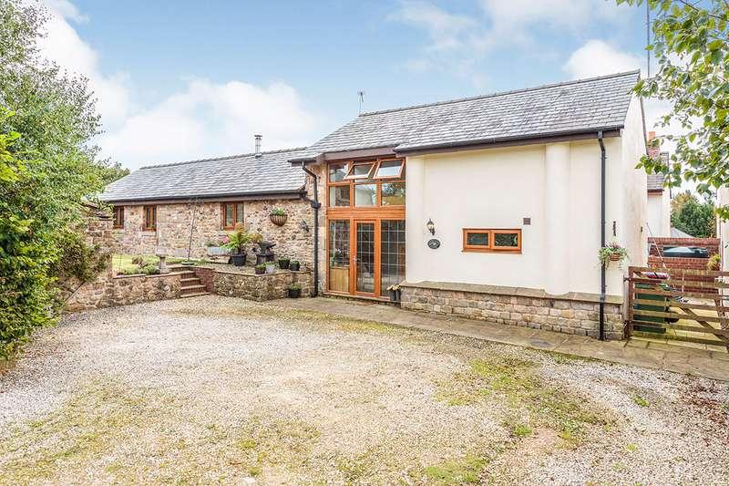 3 Bedrooms Detached House for sale in Island Lane, Winmarleigh, Preston, PR3
