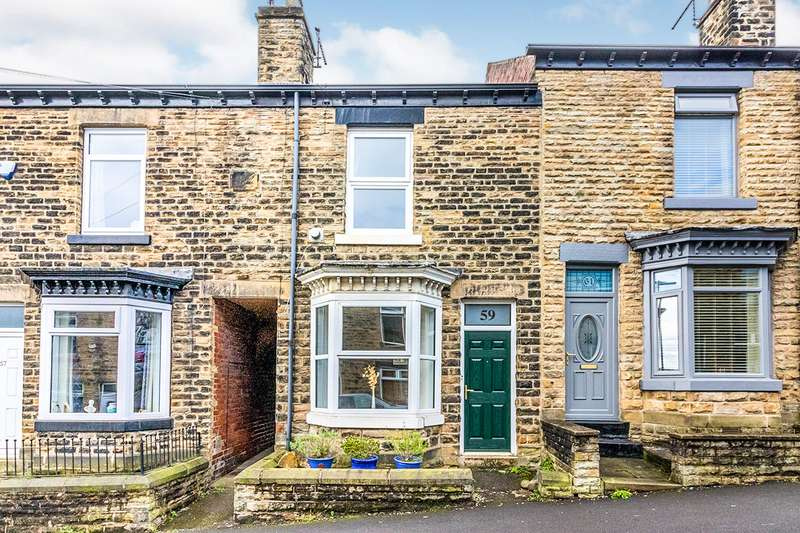 3 Bedrooms House for sale in Wynyard Road, Sheffield, South Yorkshire, S6