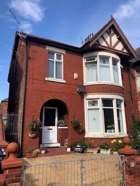 Property for sale in Longton Road, Blackpool, FY1