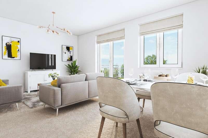 2 Bedrooms Apartment Flat for sale in Funnell Court, 14 Duncalf Road, Hawkenbury Farm, Tunbridge Wells, TN2