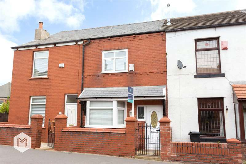 2 Bedrooms Terraced House for sale in New Street, Blackrod, Bolton, Greater Manchester, BL6