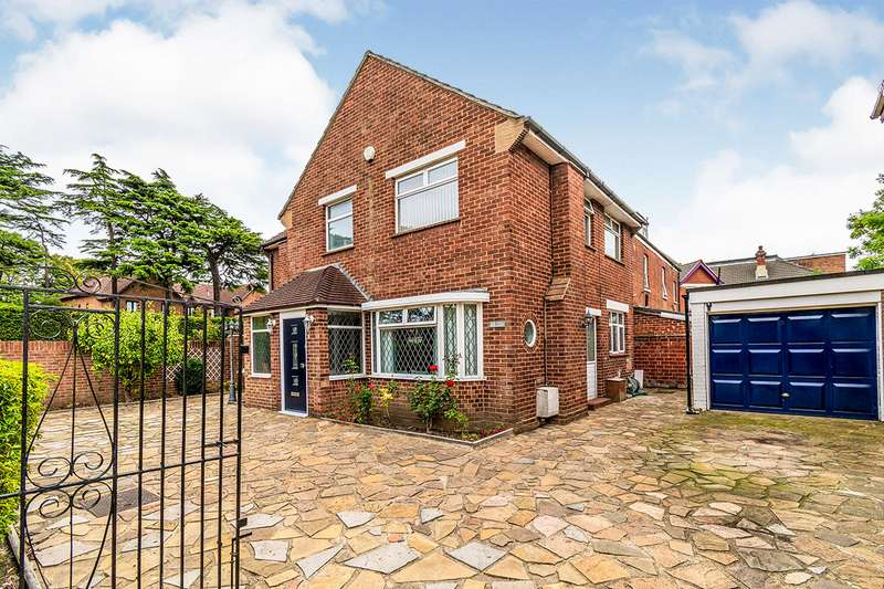 4 Bedrooms Detached House for sale in Hill Lane, Southampton, Hampshire, SO15