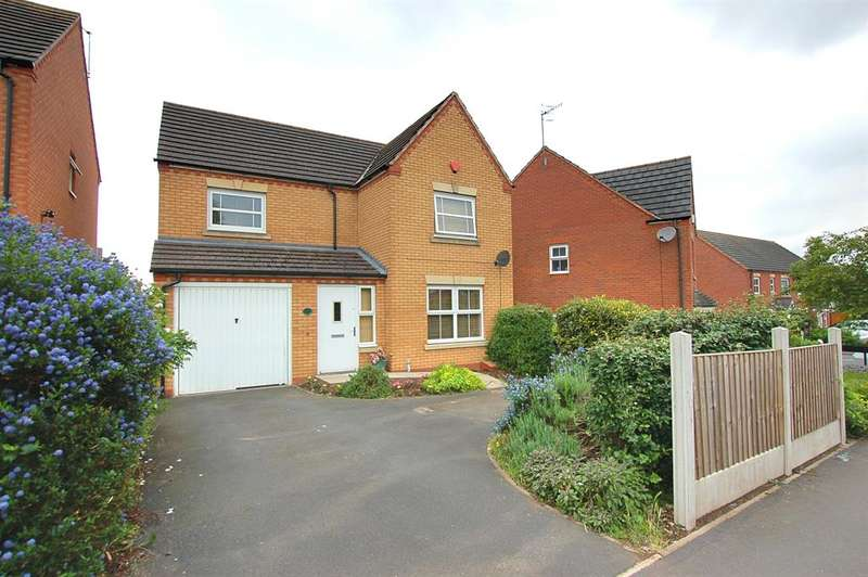 4 Bedrooms Detached House for sale in Church Avenue, Stourbridge, , DY8 4JX