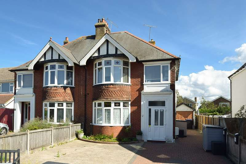 1 Bedroom Flat for sale in Bennells Avenue, Whitstable
