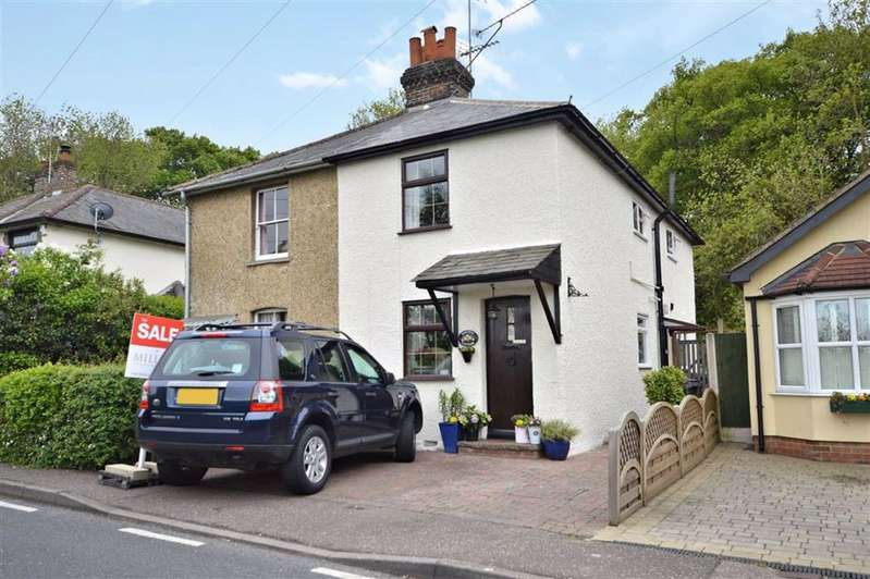 3 Bedrooms Semi Detached House for sale in Woodside, Thornwood
