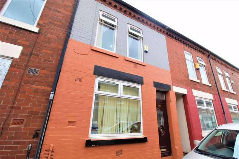3 Bedrooms Terraced House for sale in Rosebery Street, Manchester
