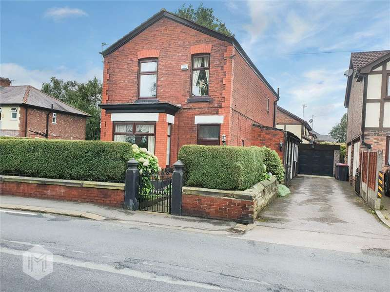 3 Bedrooms Detached House for sale in Peel Lane, Little Hulton, Manchester, Greater Manchester, M38