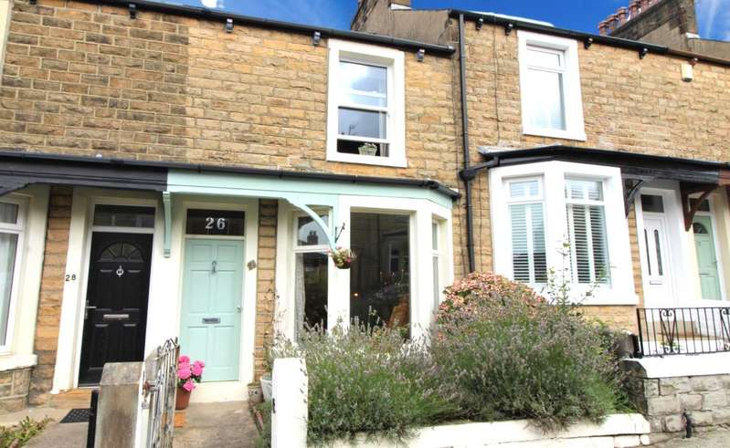 2 Bedrooms Terraced House for sale in Victoria Avenue, Lancaster