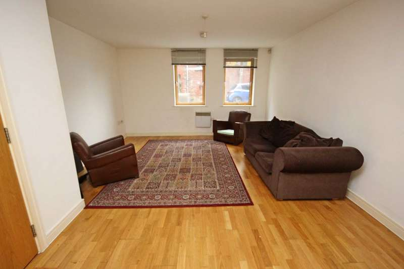 1 Bedroom Apartment Flat for sale in Dyche Street, Manchester