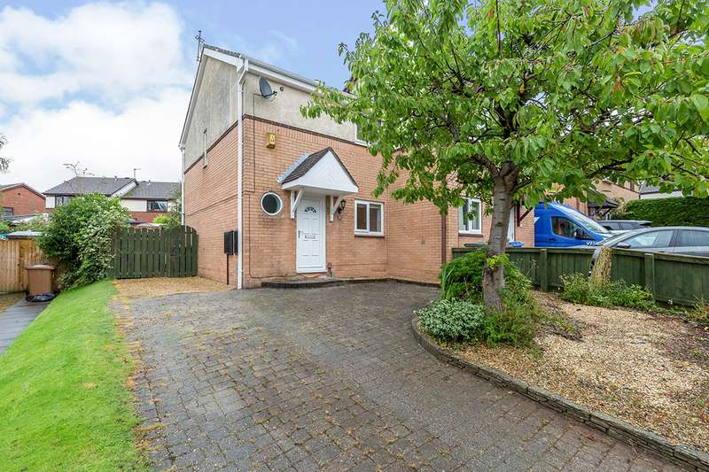 2 Bedrooms Semi Detached House for sale in The Elms, Clayton-le-Woods, Chorley, Lancashire, PR6