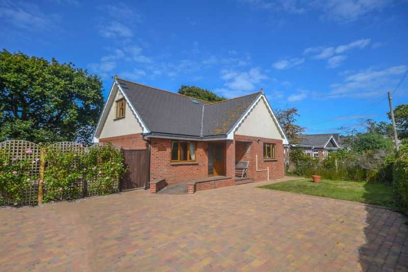 4 Bedrooms Detached House for sale in Hillway Road, Bembridge