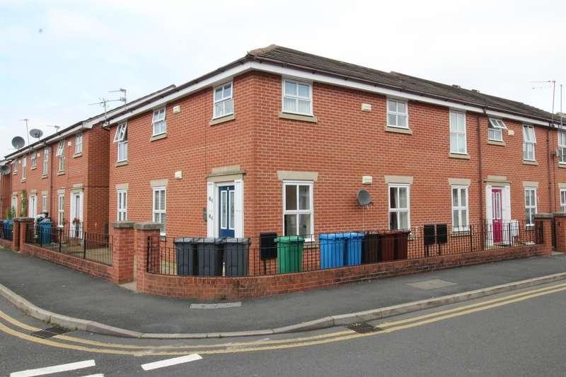 1 Bedroom Flat for sale in Heron Street, Manchester, M15 5PR