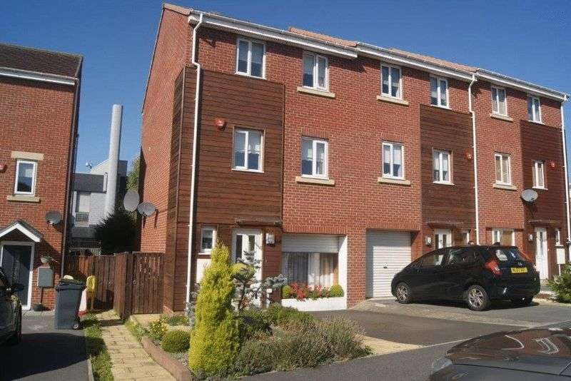 4 Bedrooms Property for sale in White Swan Close, Killingworth, Newcastle Upon Tyne