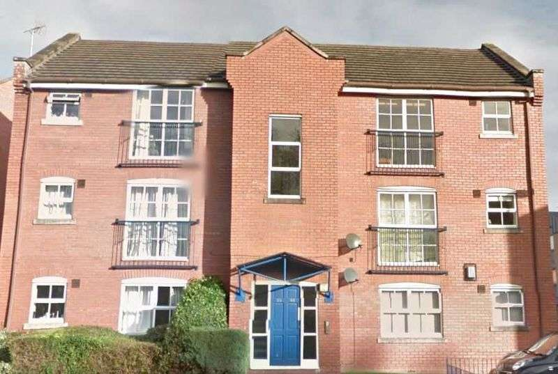 2 Bedrooms Property for sale in Peregrine Street, Manchester