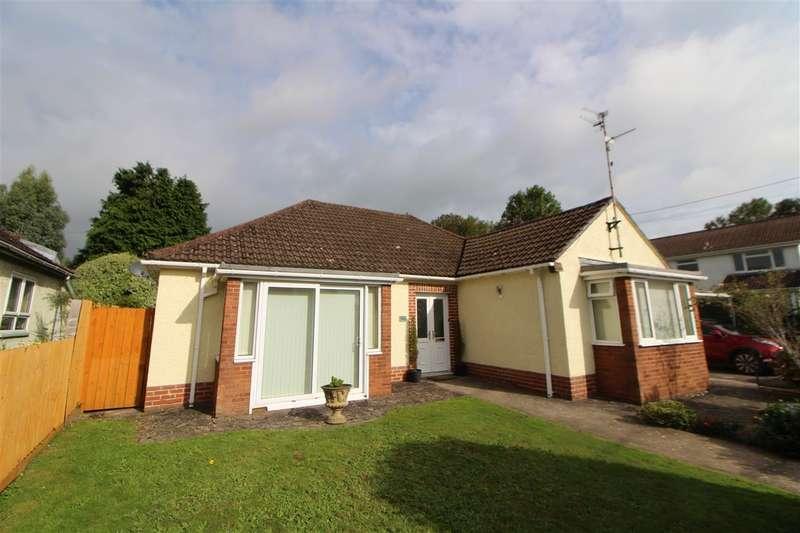 3 Bedrooms Bungalow for sale in Charis, Newport Road, Magor