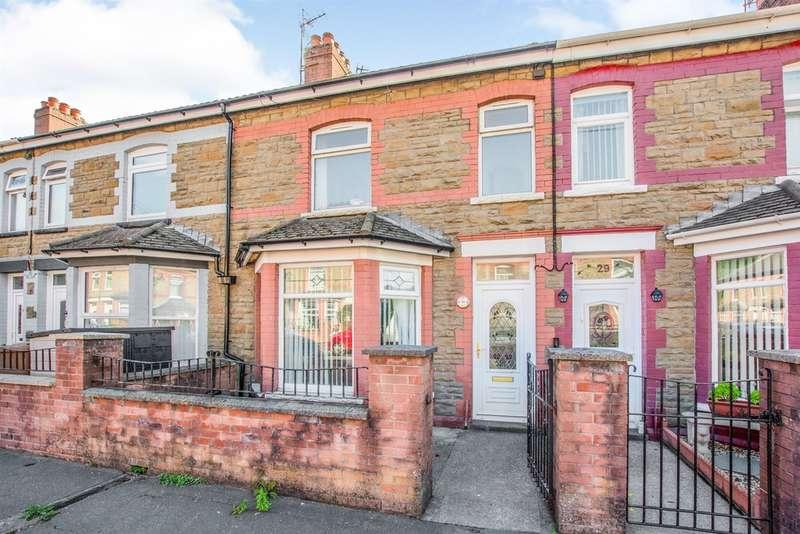 3 Bedrooms Terraced House for sale in Penllwyn Street, Cwmfelinfach, Newport
