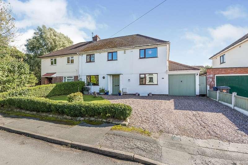 4 Bedrooms Semi Detached House for sale in Brown Lane, Bamber Bridge, Preston, PR5