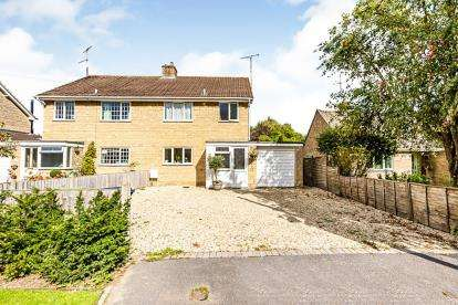 3 Bedrooms Semi Detached House for sale in Evesham Road, Greet, Gloucestershire