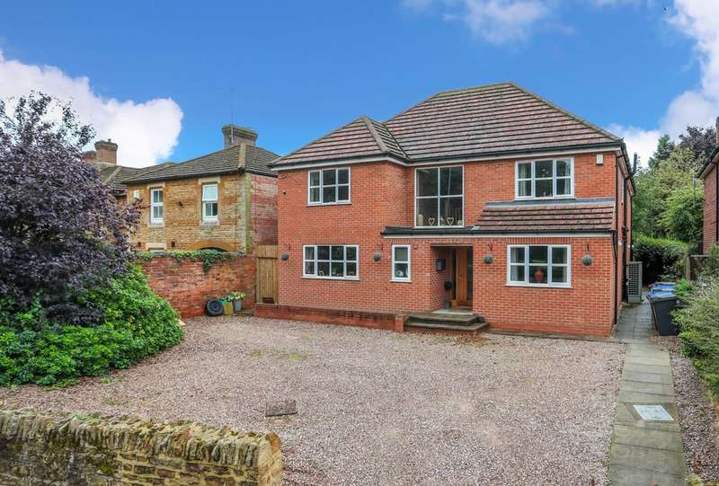 5 Bedrooms Detached House for sale in Harlestone Road, Dallington