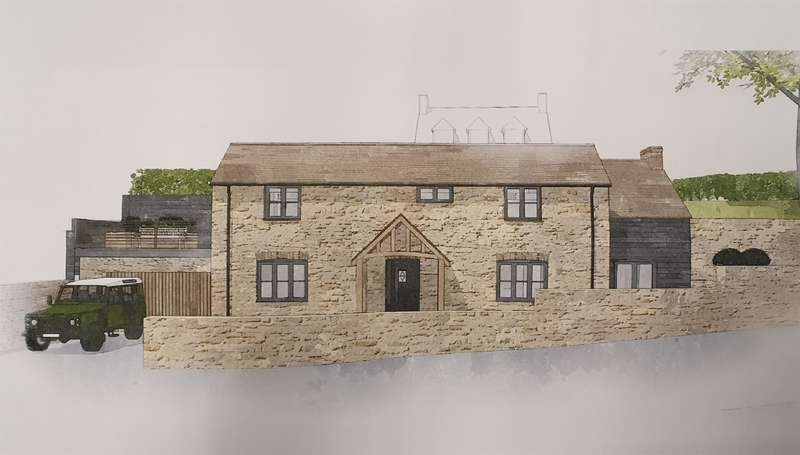 2 Bedrooms Land Commercial for sale in The Warren, Wotton-under-Edge, Gloucestershire, GL12 7HY
