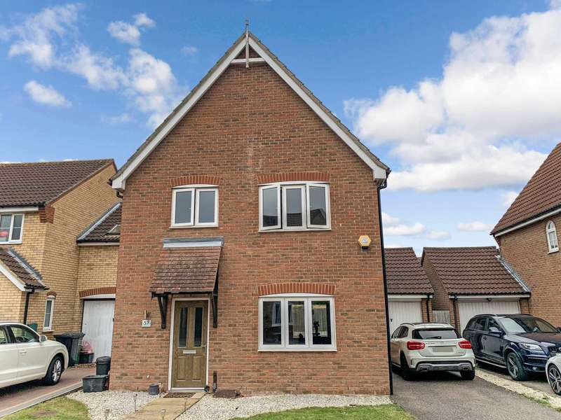 4 Bedrooms Detached House for sale in Redwood Drive, Steeple View