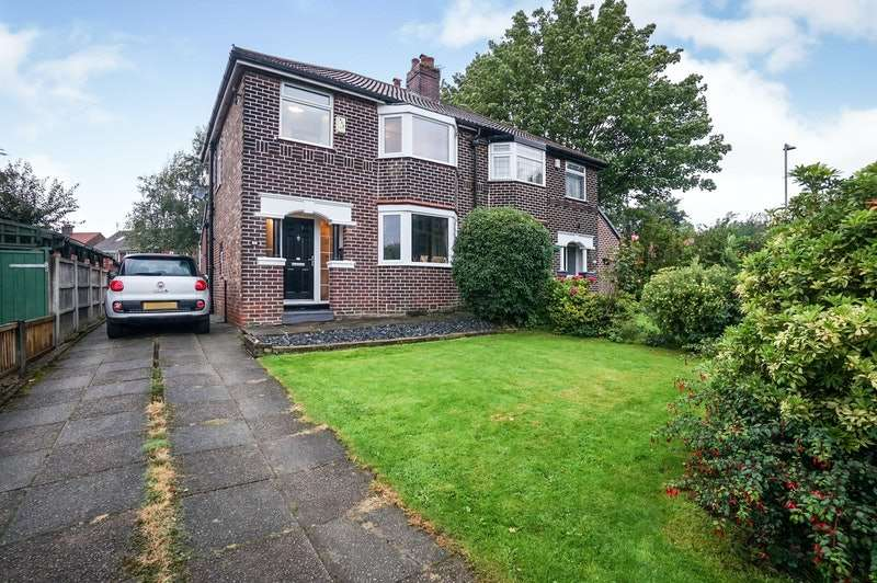 3 Bedrooms Semi Detached House for sale in Old Clough Lane, Manchester, Greater Manchester, M28