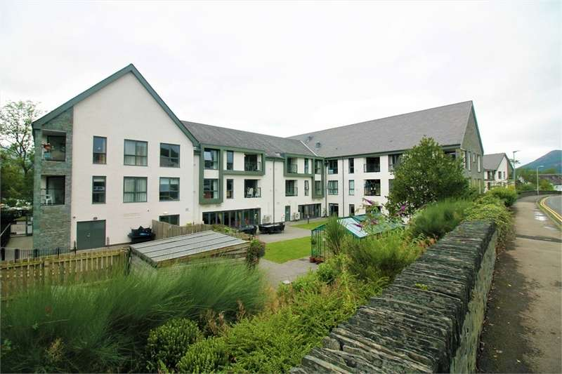 2 Bedrooms Flat for sale in Crow Park Road, KESWICK, Cumbria
